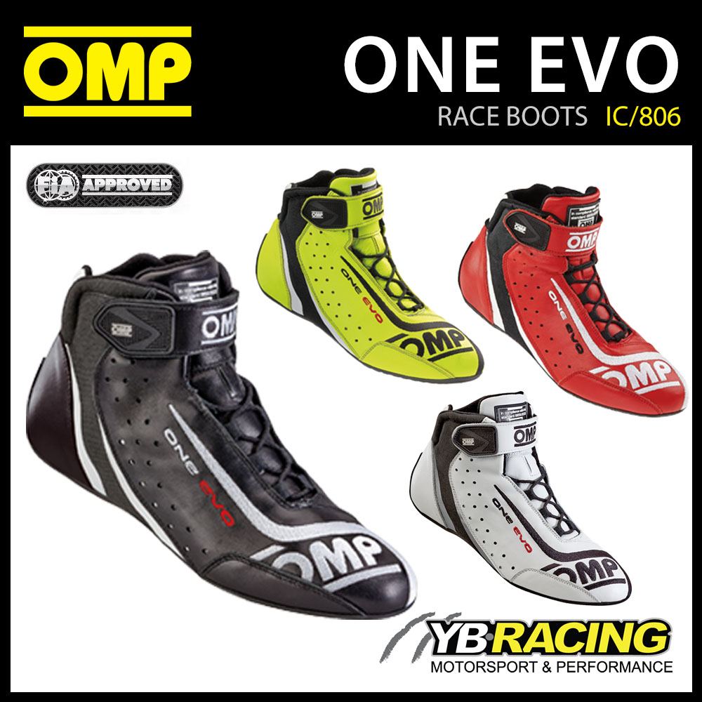 IC/806 OMP ONE EVO BOOTS