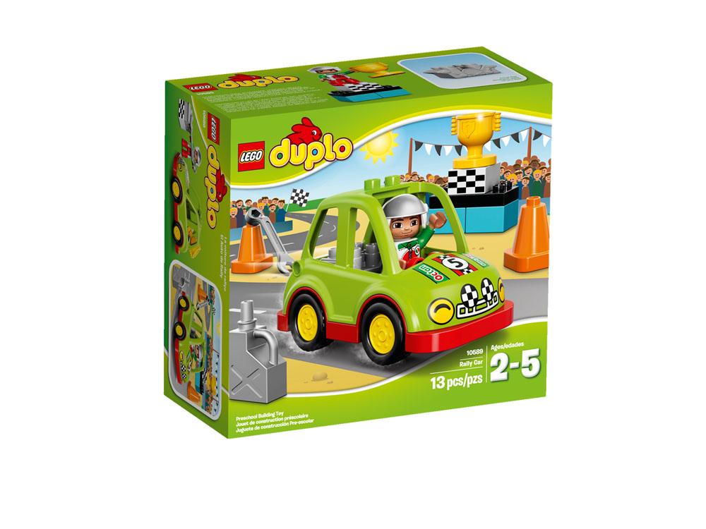 10589 LEGO Rally Car DUPLO TOWN