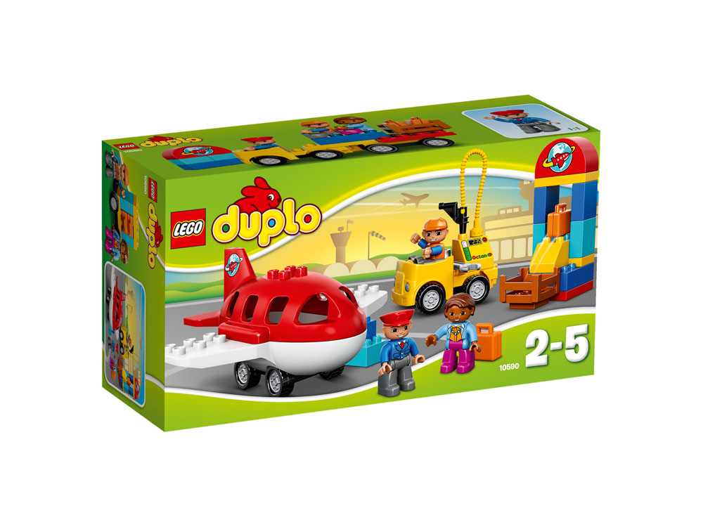10590 LEGO Airport DUPLO TOWN