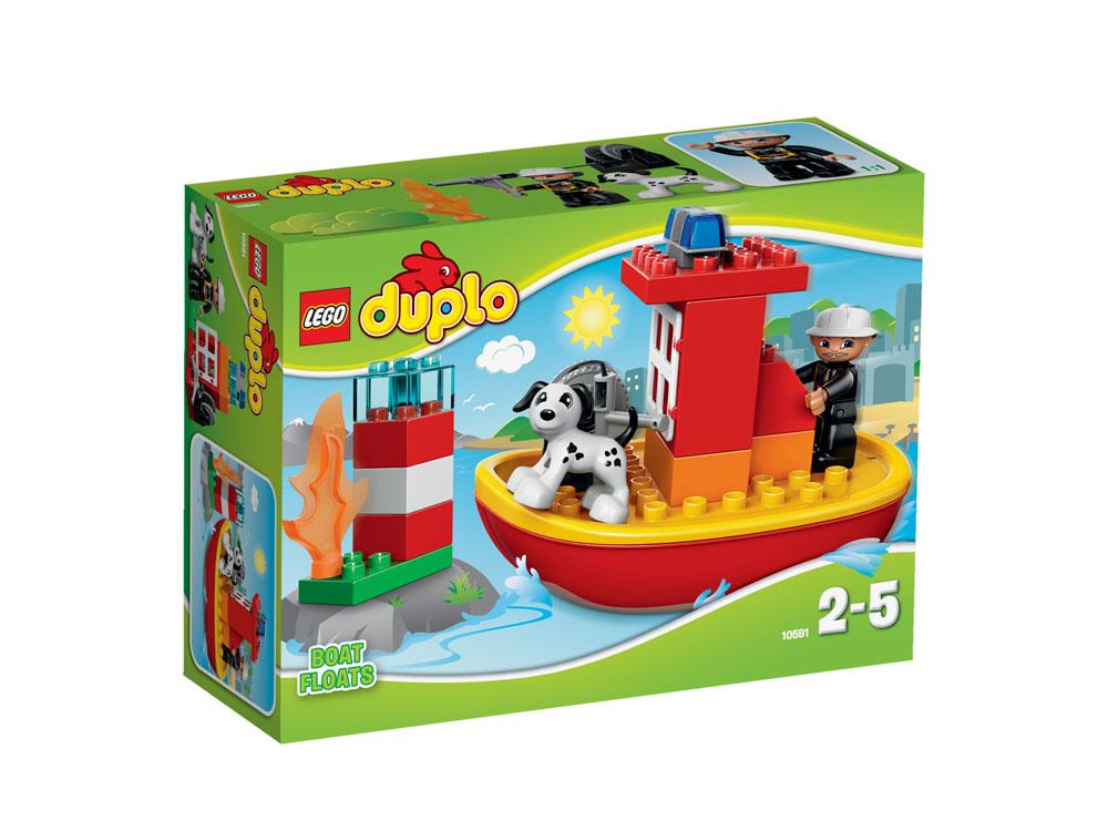 10591 LEGO Fire Boat DUPLO TOWN