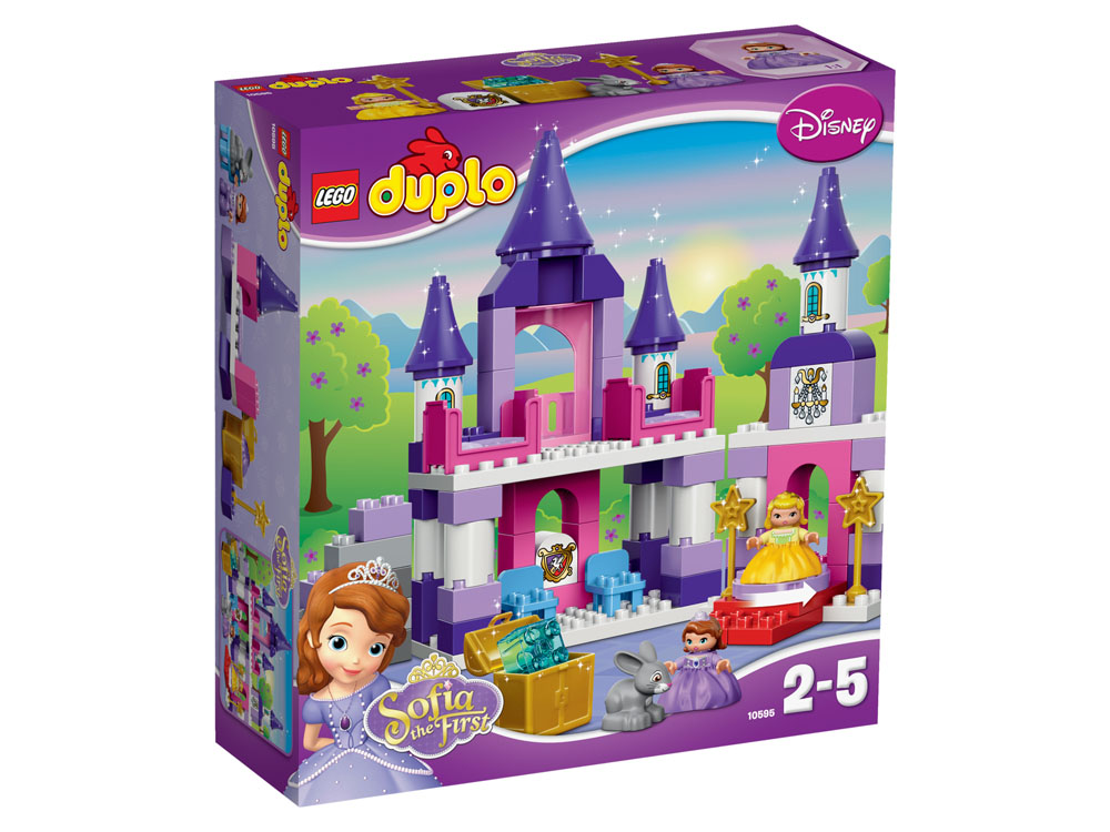 10595 LEGO Sofia The First Royal Castle DUPLO SOFIA THE FIRST