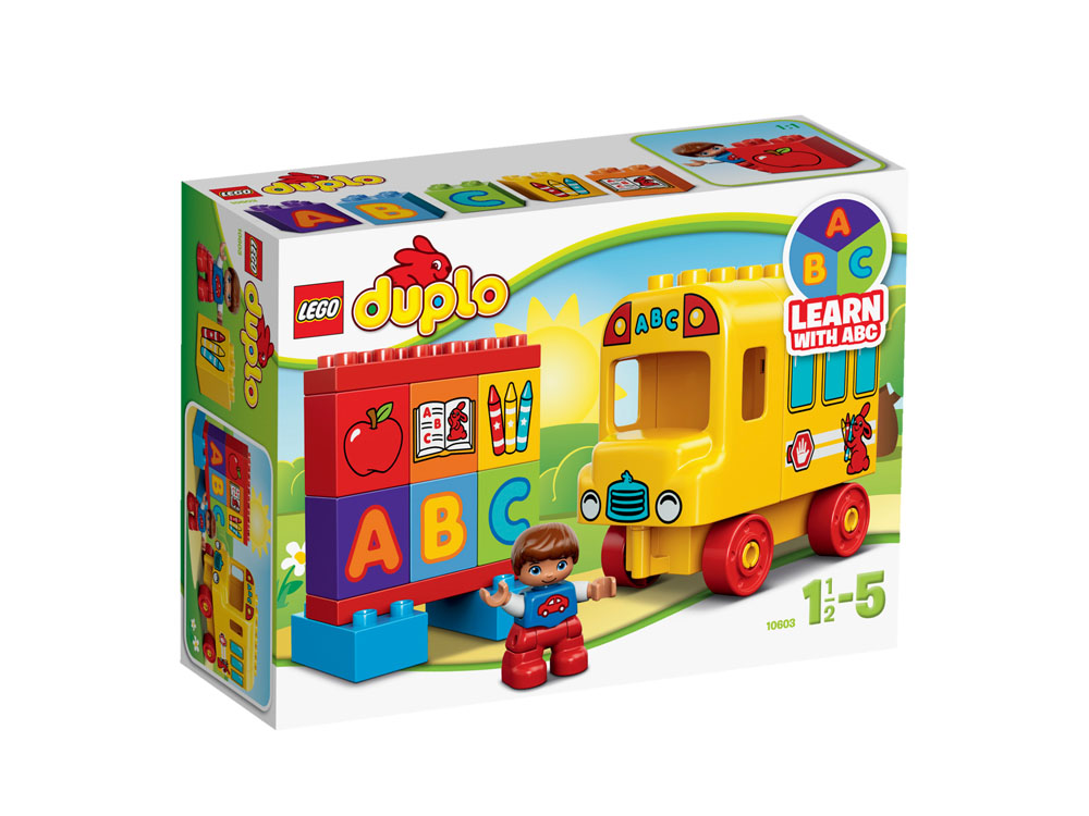 10603 LEGO My First Bus DUPLO MY FIRST