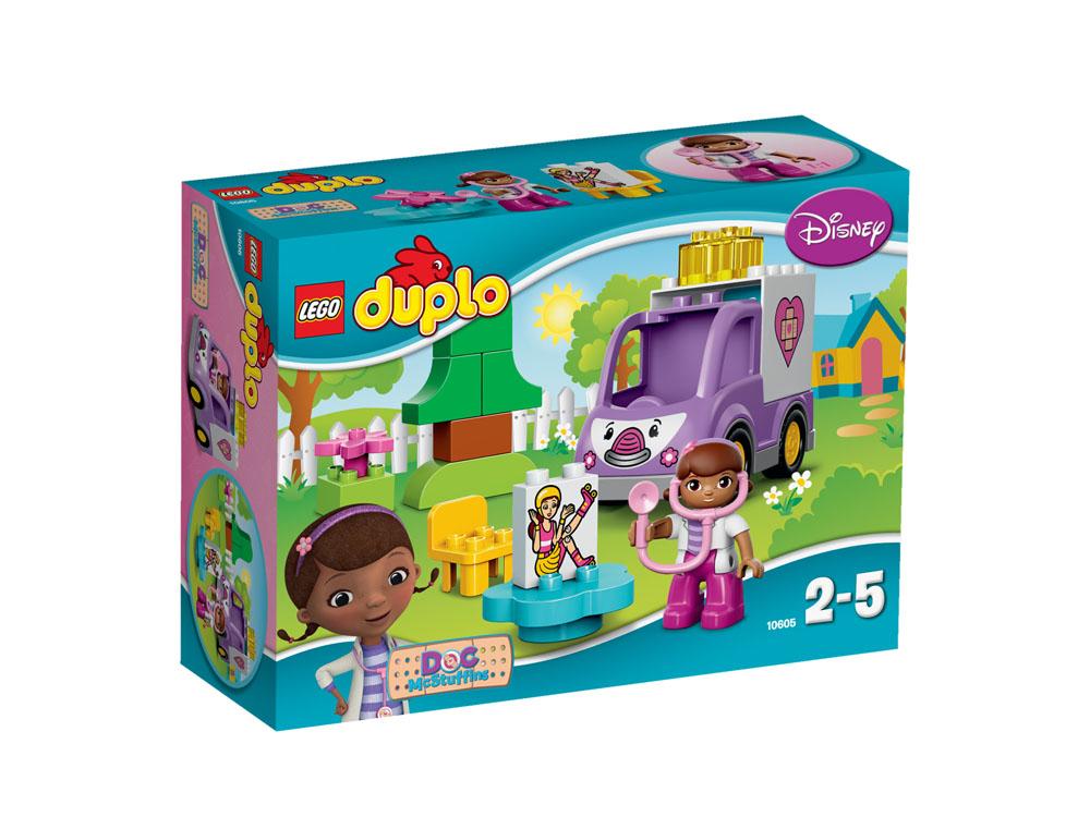10605 LEGO Doc McStuffins Rosie The Ambulance DUPLO DOC MCSTUFFINS