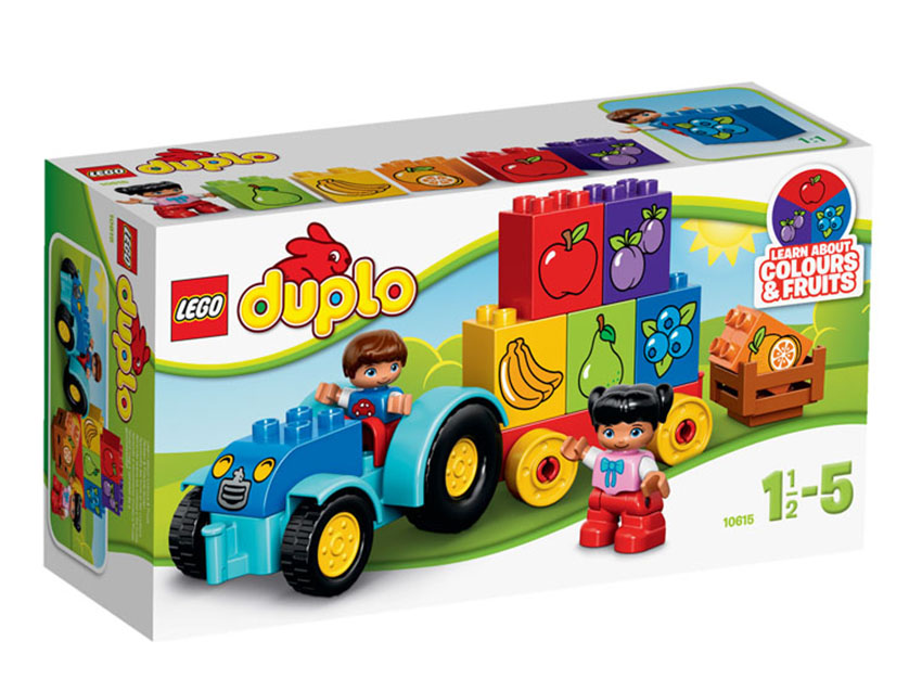 10615 LEGO My First Tractor DUPLO MY FIRST