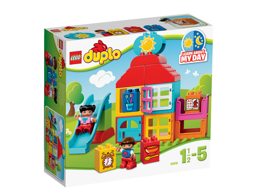 10616 LEGO My First Playhouse DUPLO MY FIRST