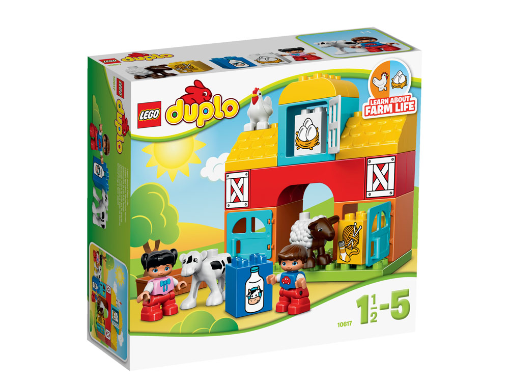 10617 LEGO My First Farm DUPLO MY FIRST