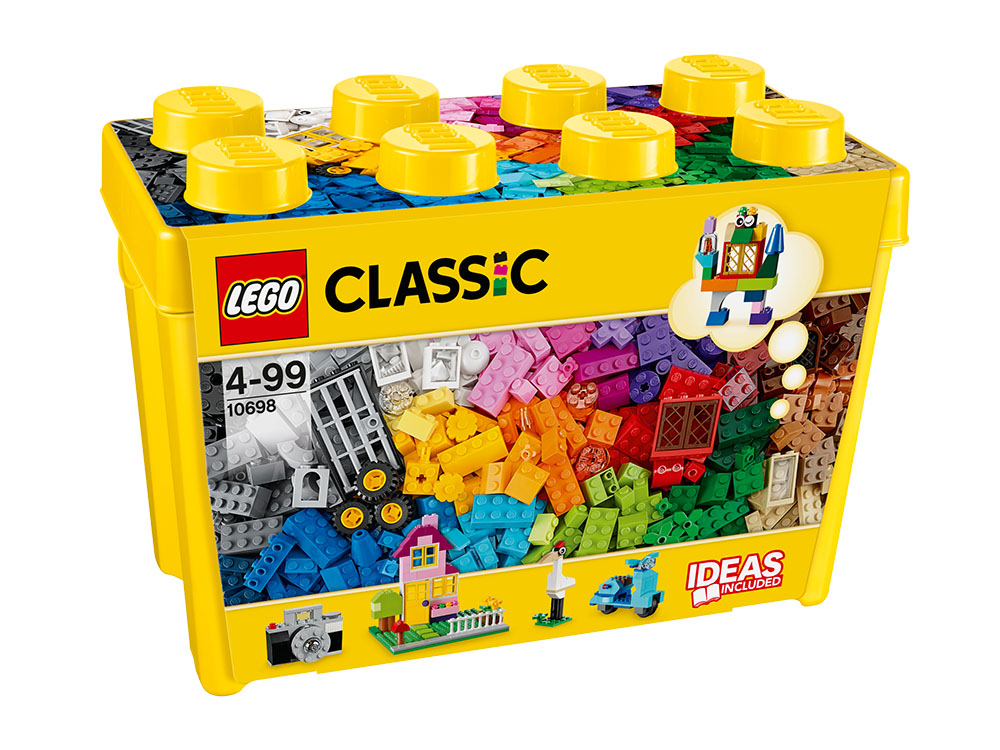 10698 LEGO Large Creative Brick Box CLASSIC