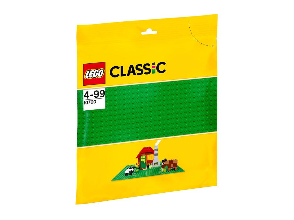 10700 LEGO Green Baseplate CLASSIC