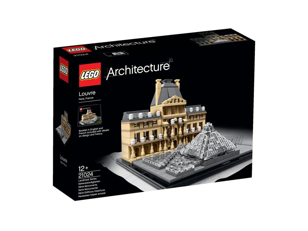 21024 LEGO Louvre ARCHITECTURE