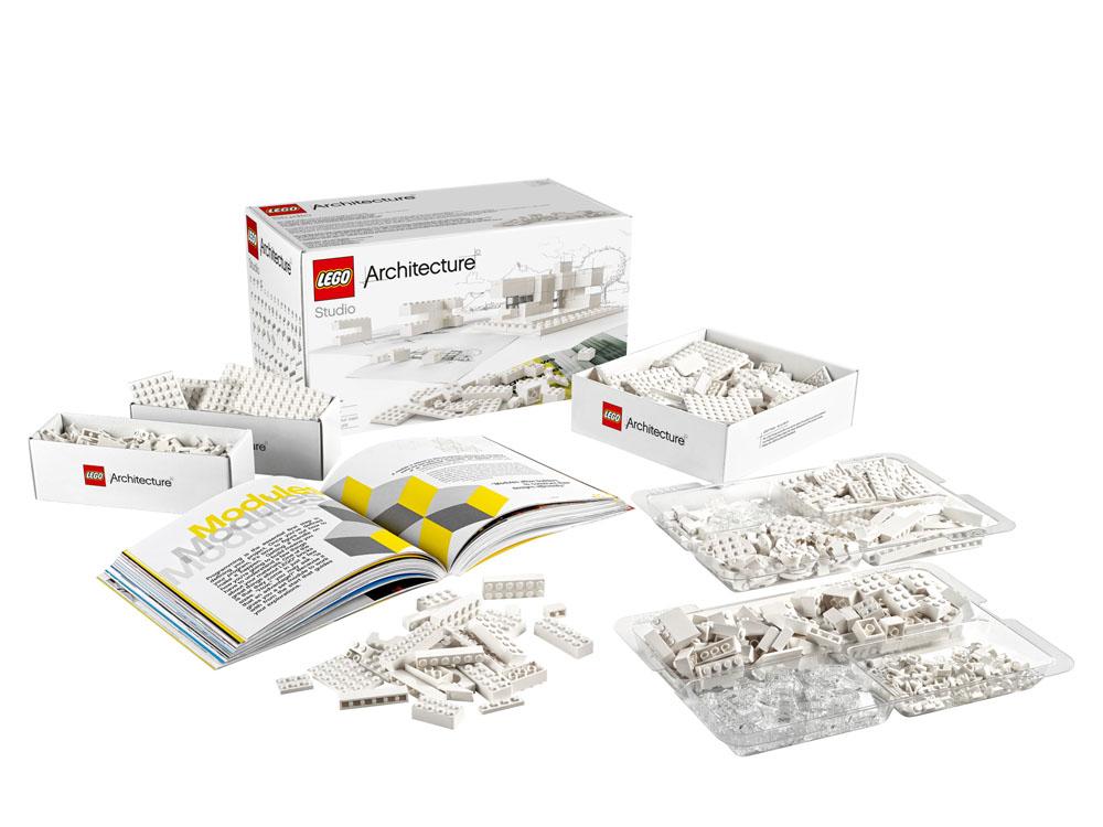 21050 LEGO Studio ARCHITECTURE
