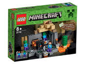 21119 LEGO The Dungeon MINECRAFT