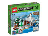 21120 LEGO The Snow Hideout MINECRAFT