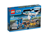 60079 LEGO Training Jet Transporter CITY SPACE PORT