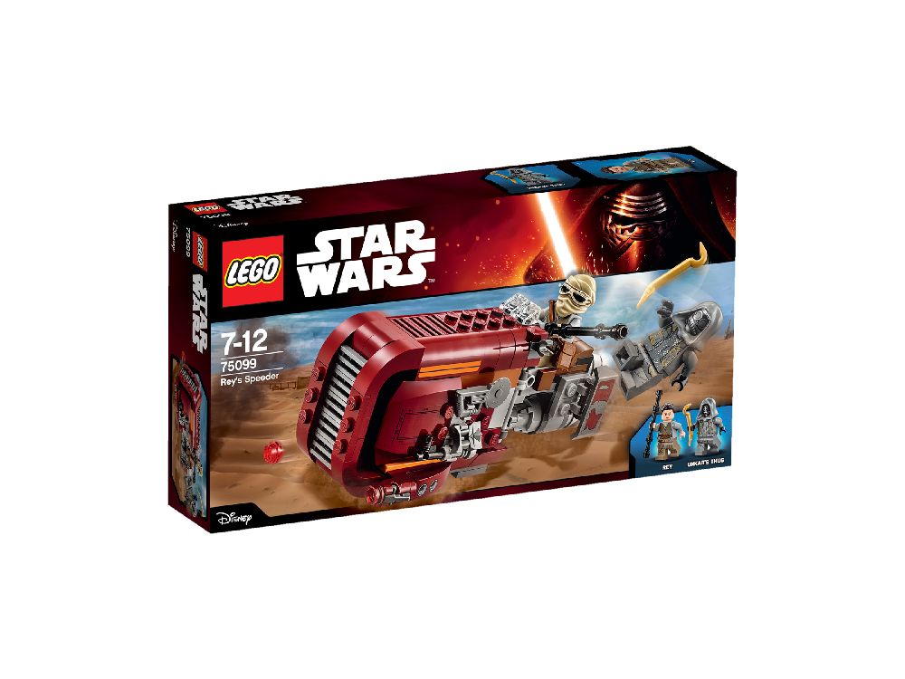 75099 LEGO Rey's Speeder? STAR WARS