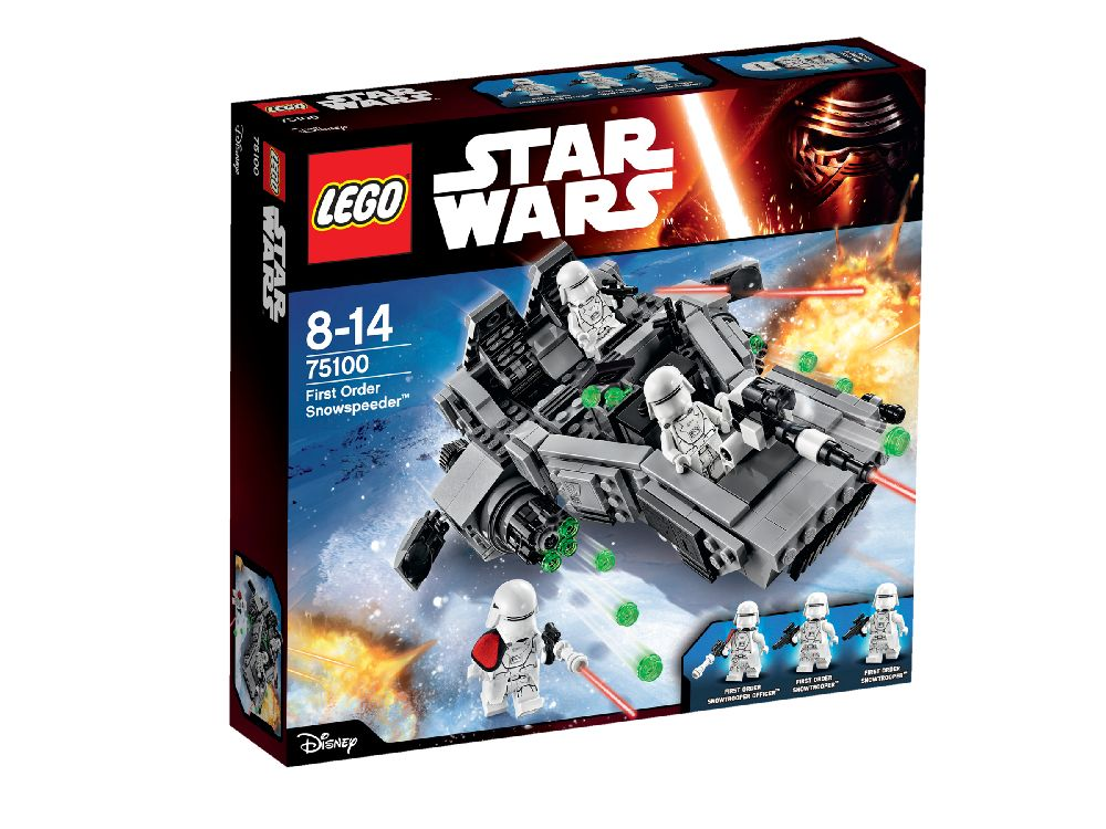 75100 LEGO First Order Snowspeeder? STAR WARS