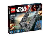 75104 LEGO Kylo Ren's Command Shuttle? STAR WARS