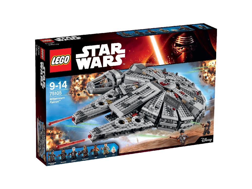 75105 LEGO Millennium Falcon? STAR WARS
