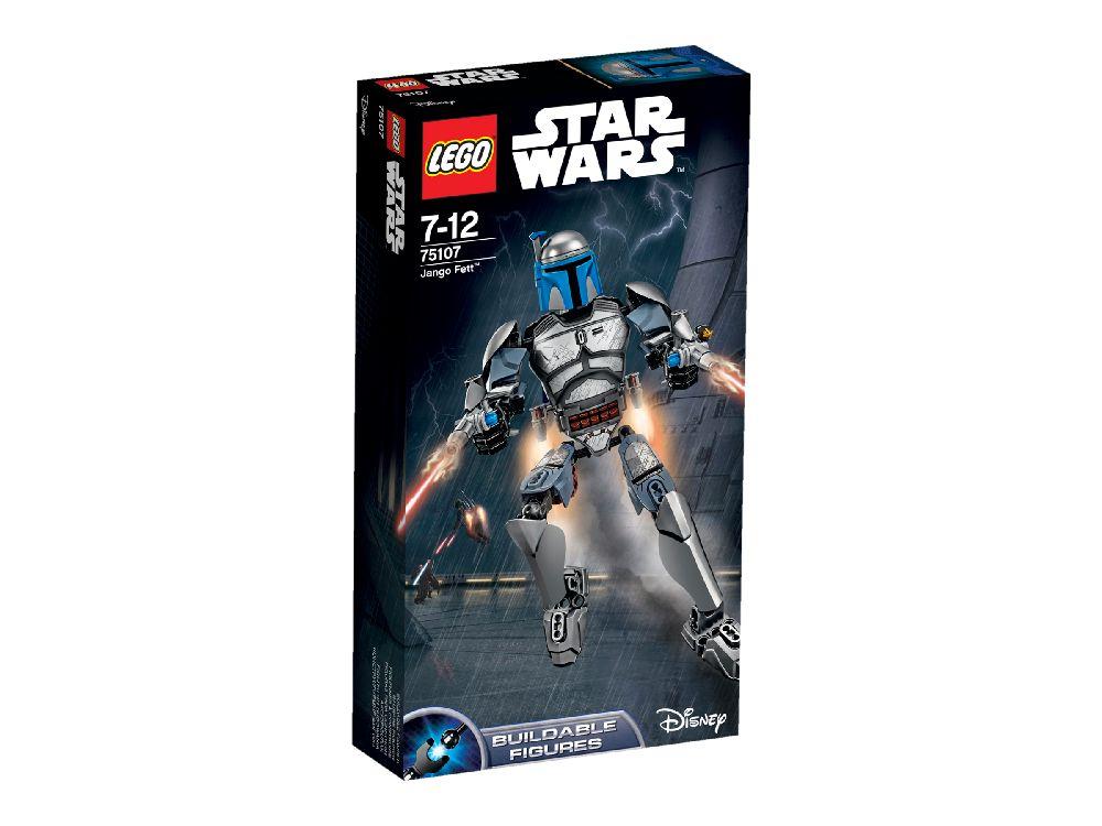 75107 LEGO Jango Fett? STAR WARS