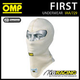 IAA/729 OMP FIRST BALACLAVA (STANDARD FIT)