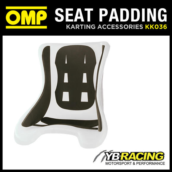 KK036 OMP KART SEAT FOAM PADDING KIT