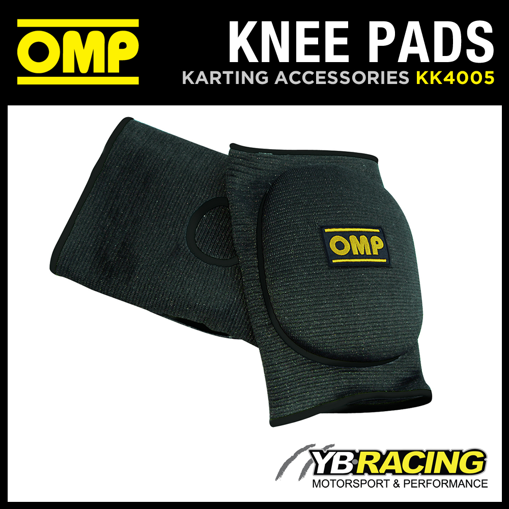 KK04005 OMP PADDED KNEE PADS