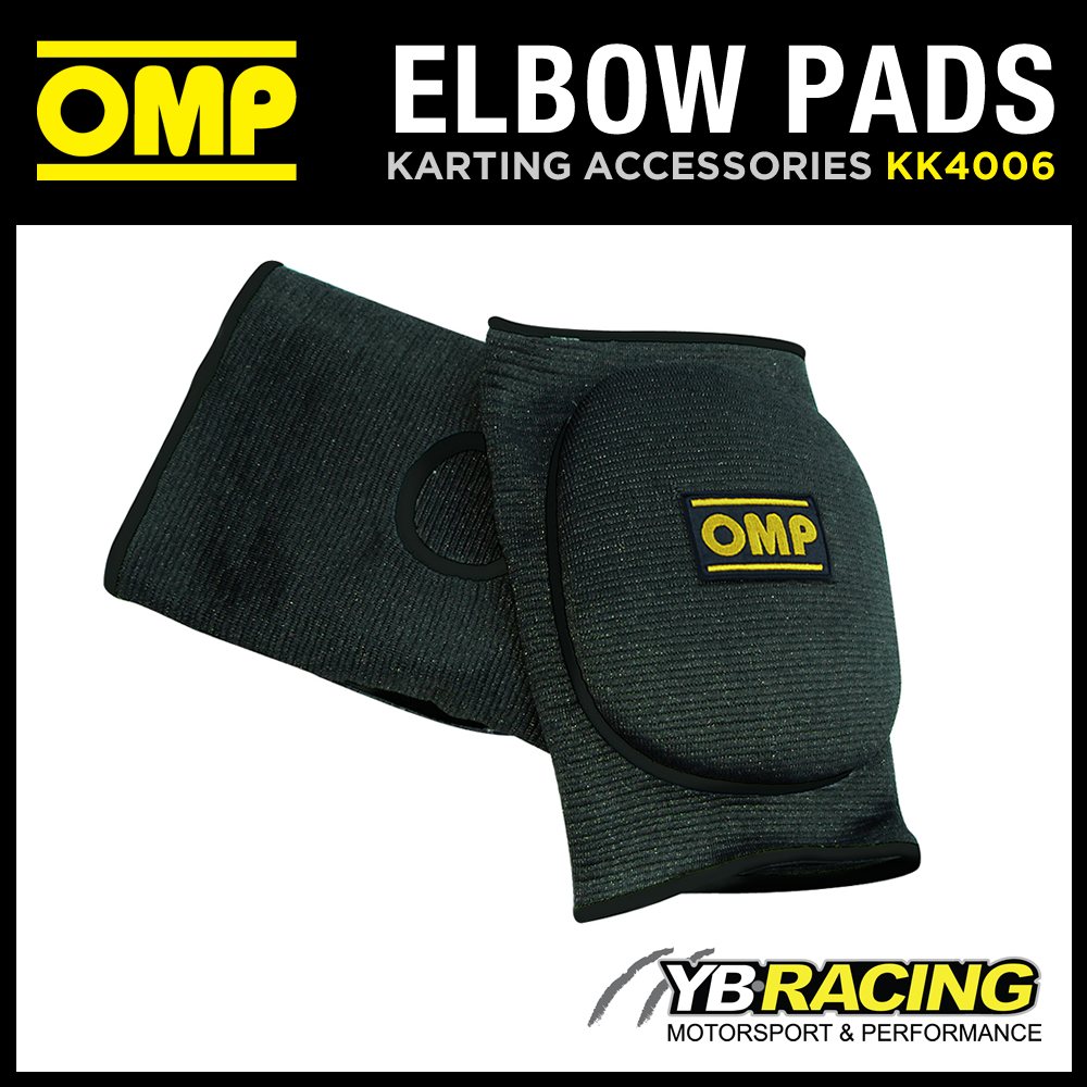 KK04006 OMP PADDED ELBOW PADS
