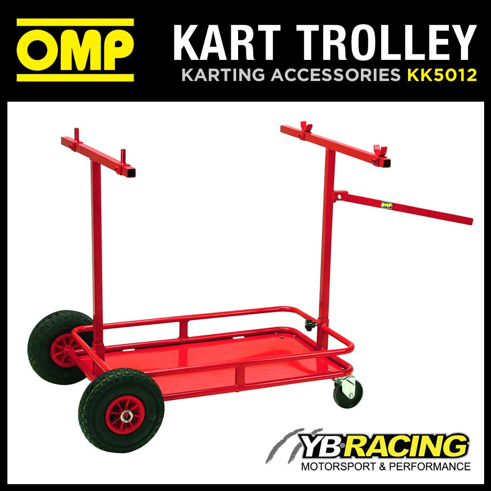 KK05012 OMP KART TROLLEY