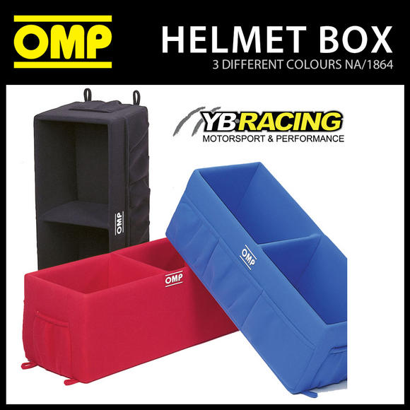 NA/1864 OMP HELMET STORAGE BOX