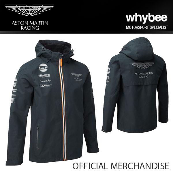 sale 2015 aston martin racing gulf team mens jacket coat. Black Bedroom Furniture Sets. Home Design Ideas