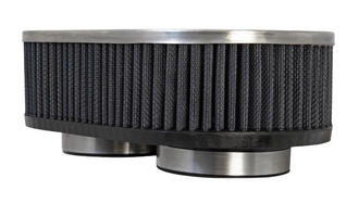 "59-2840R K&N KN MARINE FLAME ARRESTOR - RACE SPECIFIC [DUAL 2-3/4""FLG MARINE 2.5 Preview"