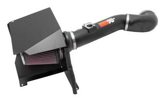 77-3076KTK K&N KN PERFORMANCE INTAKE KIT [PERF. INTAKE KIT; CHEVROLET/GMC 2500HD/3500, 6.0L-V8, 2011-2012] Preview