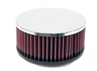 RC-0650 K&N CHROME AIR FILTER FORD TRANSIT 1.6 CARB 1978-1980 [Ford lV] VAN Preview