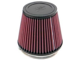 """RU-5147 K&N KN UNIVERSAL RUBBER FILTER [5""""FLG, 6-1/2""""B, 4-1/2""""T, 5-1/2""""H] NEW! Preview"""