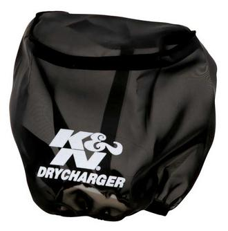 RU-5147DK K&N KN AIR FILTER WRAP [DRYCHARGER WRAP; RU-5147, BLACK] NEW K&N! Preview
