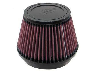 "RU-5163 K&N KN UNIVERSAL RUBBER FILTER [5""FLG, 6-1/2""B, 4-1/2""T, 4-1/8""H] NEW! Preview"