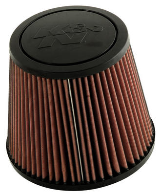 "RU-5172 K&N KN UNIVERSAL RUBBER FILTER [4-7/8"" FLG; 9""B, 6-5/8""OD, 7-15/16"" H] Preview"