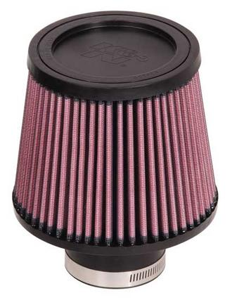 "RU-5174 K&N KN UNIVERSAL RUBBER FILTER [2-1/2""FLG, 6""B, 5""T, 5""H] BRAND NEW K&N! Preview"