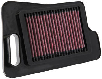 SU-4007 K&N KN REPLACEMENT AIR FILTER [SUZUKI AN400 BURGMAN; 07-09] NEW K&N! Preview