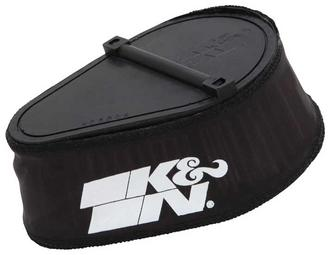 SU-6596DK K&N KN AIR FILTER WRAP [DRYCHARGER; SU-6596DK, BLACK] BRAND NEW K&N! Preview