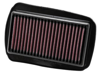YA-1208 K&N KN REPLACEMENT AIR FILTER [YAMAHA  YZF125; 2008-2012] BRAND NEW K&N! Preview