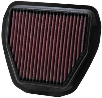 YA-4510 K&N KN REPLACEMENT AIR FILTER [YAMAHA YZ450F,  2010-2011] BRAND NEW K&N! Preview