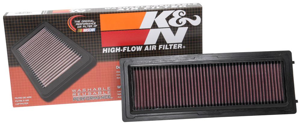 Red K/&N air Filter Alfa Giulia 2.2 Diesel 2016- 33-3071