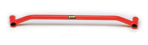 MA/1762 OMP FRONT LOWER RED STRUT BRACE FORD FIESTA ZETEC-S 1.6