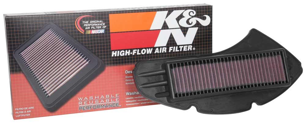 YA-1006 K/&N High Flow Air Filter fits YAMAHA FZ1 1000 2006-2013