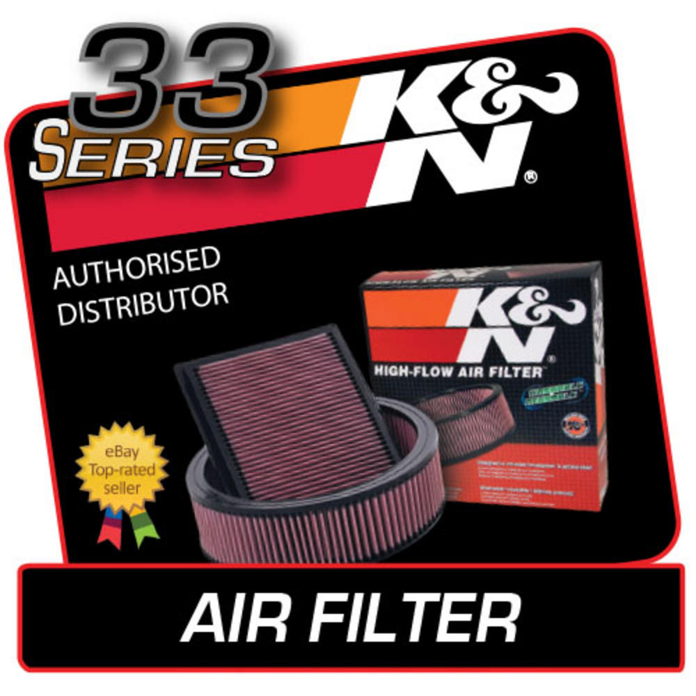 K/&N Panel Air Filter 2003-2013 Mazda 2//3 KN33-2924