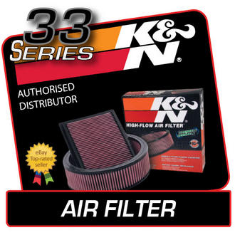 33-2545 K&N AIR FILTER ALFA ROMEO 75 3.0 V6 1987-1992 Preview