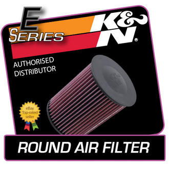 E-9228 K&N AIR FILTER ALFA ROMEO SPIDER 2.0 V6 1995-2000 [w/Round Filter] Preview