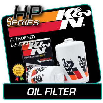 HP-2008 K&N OIL FILTER INFINITI M30 3.0 V6 1990-1992 Preview