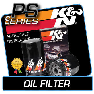 PS-1004 K&N PRO OIL FILTER ACURA INTEGRA 1.6 1988-1989 Preview