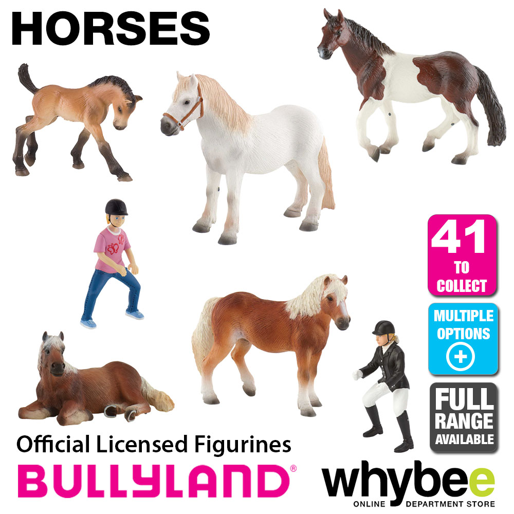 NEW Bullyland Shire Horse Mare Figurine BRAND NEW